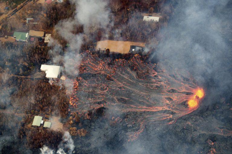 Brutális pusztítást okozott a vulkán