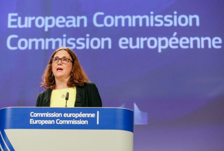 Itt az EU válasza az amerikai importvámokra