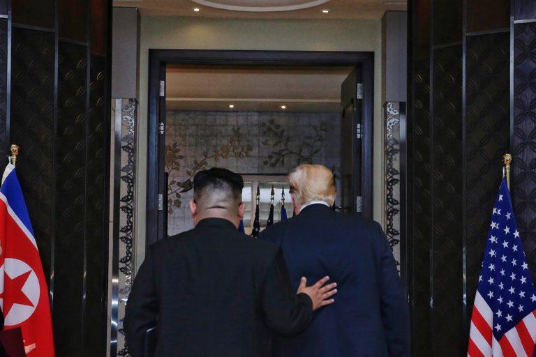 Egymásra vár az USA és Észak-Korea