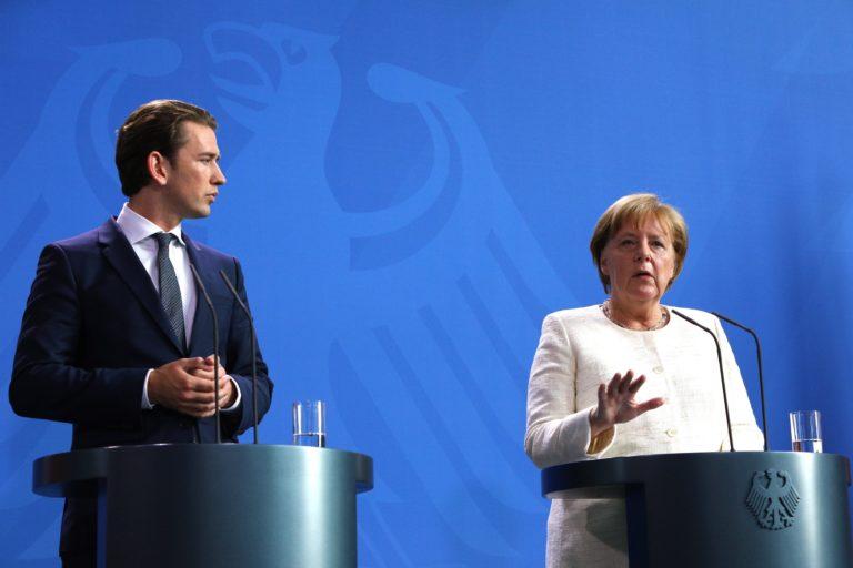 Merkel megállapodna a migrációról