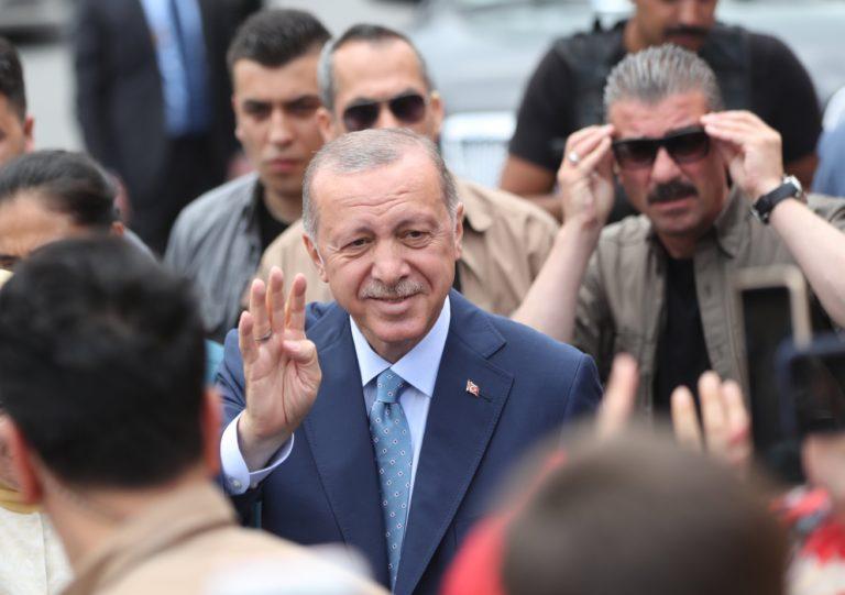 Megnyerte a választást az illiberális török elnök