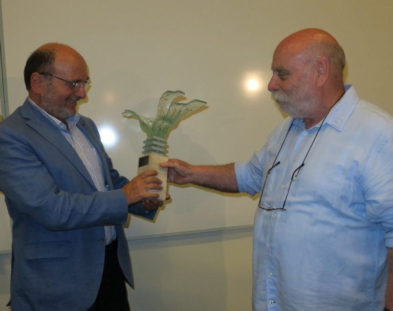 Bojár Gábor kapta a Kovalik Márta-díjat