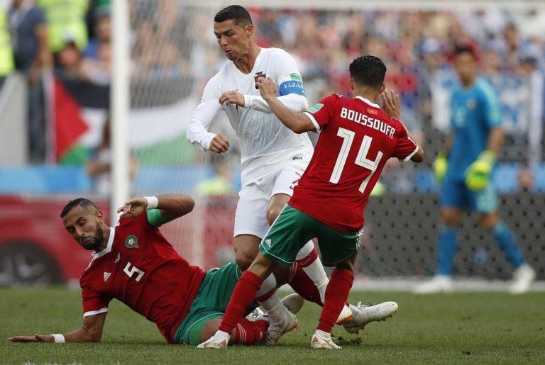 Marokkó és Szaúd-Arábia az első két kieső