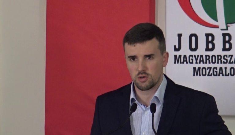 Jakab Péter bejelentkezett Jobbik-elnöknek