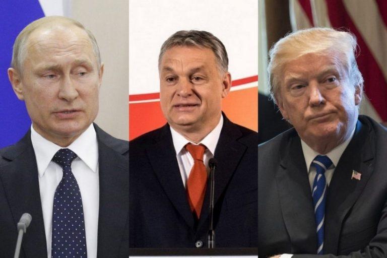 Trump és Putyin szét akarja verni az EU-t, Orbán a kezükre játszik