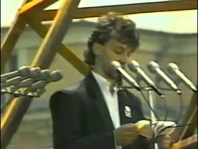 Orbán Viktor beszéde Nagy Imre újratemetésén