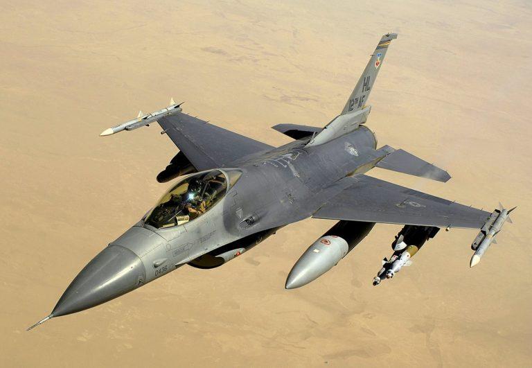 Szlovákia amerikai F 16-osokra cseréli a MIG 29-es vadászgépeket