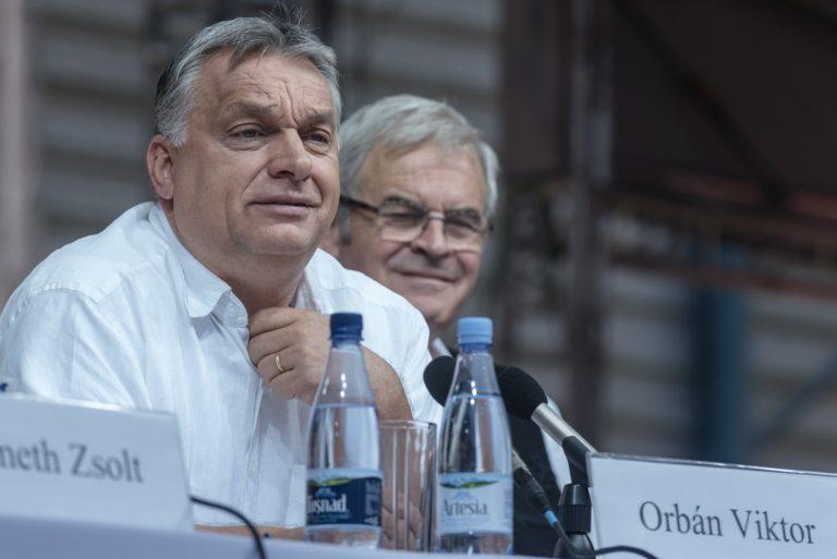 Így írnak a román lapok Orbán tusnádfürdői beszédéről