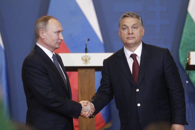 Egyre erősebb az üzenet, hogy Orbán nem Putyin bábja