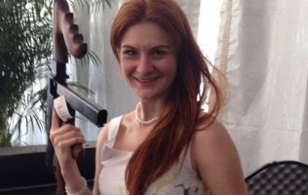 Nem ígért szexet az orosz kémnő