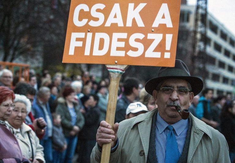 Időközi választások: csak a Fidesz!