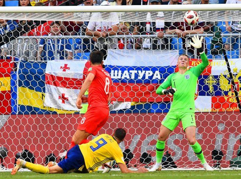 Simán nyertek az angolok, a horvátok büntetőkkel jutottak az elődöntőbe