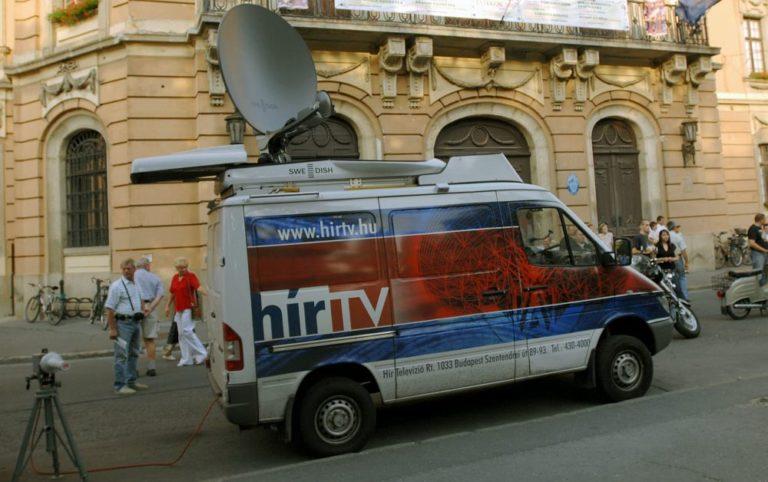 Rekviem a Hír TV-ért