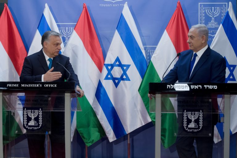 Orbán: zsidó hazafi és magyar hazafi szót ért egymással