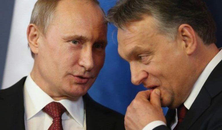 WSJ: Orbán Putyinhoz törleszkedik