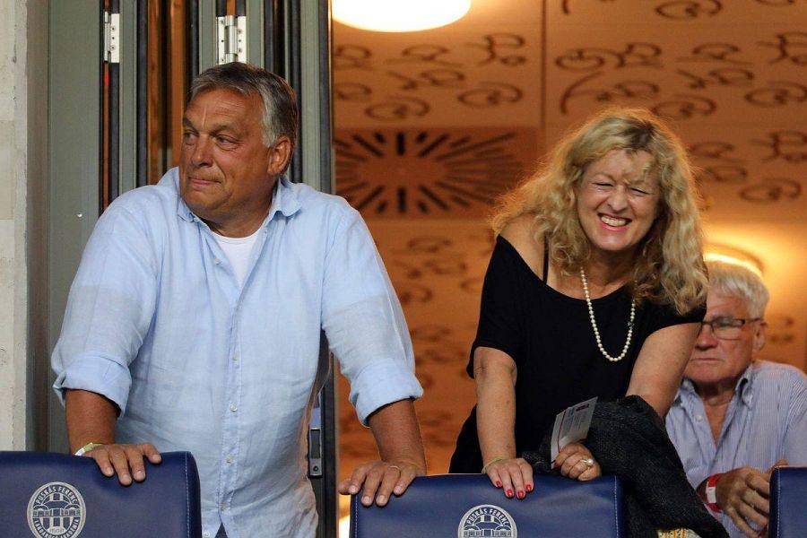 Image result for Orbán schmidt mária