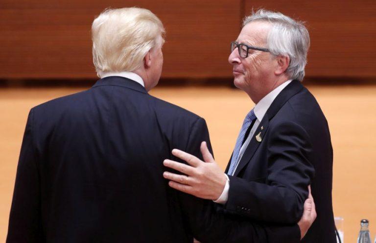 Ki a nagyobb: Trump, vagy Juncker?