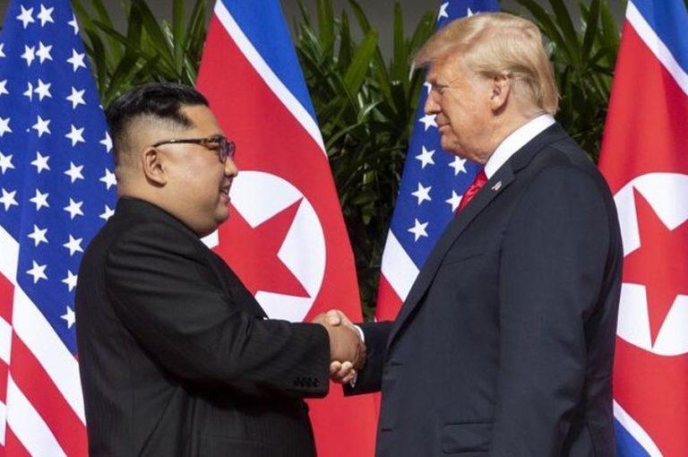 Észak Korea üdvözölte Trump új tárgyalási javaslatát