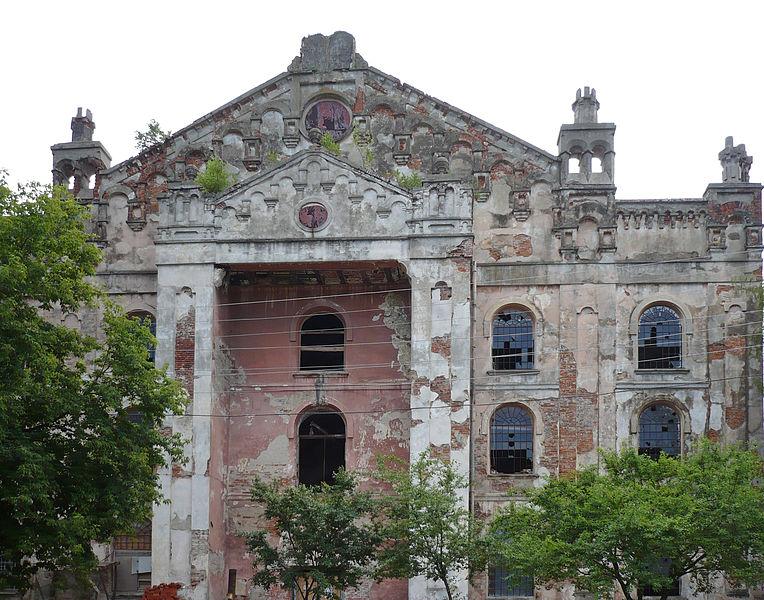 Újjáépült Kelet-Európa egyik legnagyobb zsinagógája