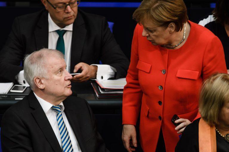 Történelmi mélyponton a német jobboldal