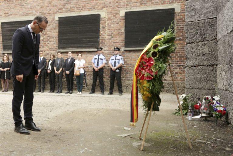 Auschwitz: Németország felelőssége sohasem szűnik meg