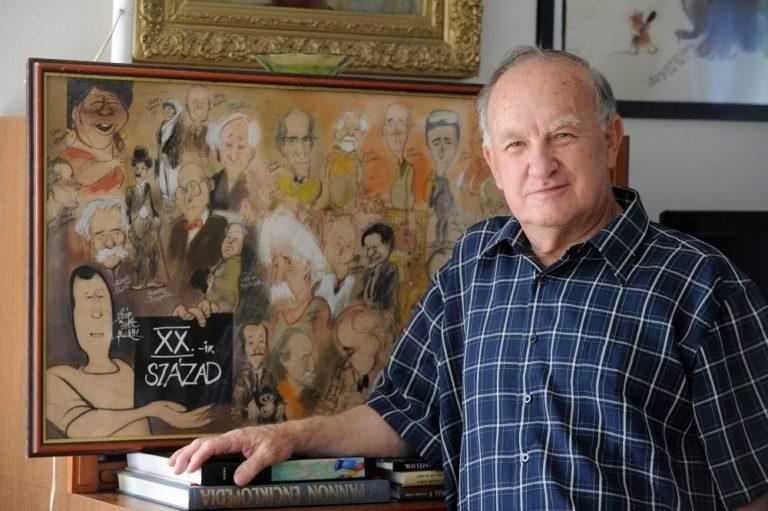 Ma 88 éves Sajdik Ferenc