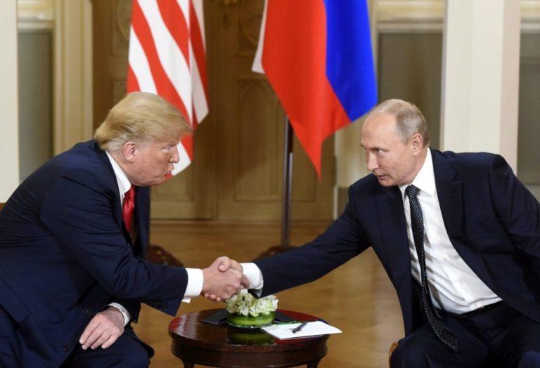 Trump és Putyin két jó barát
