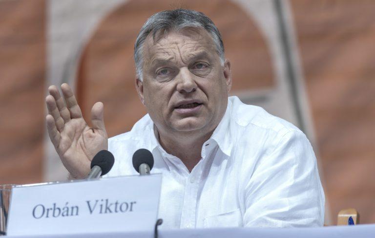 """Második """"sárga lap"""" Orbán Viktornak?"""
