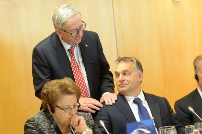 Cáfolja Orbánt az Európai Bizottság