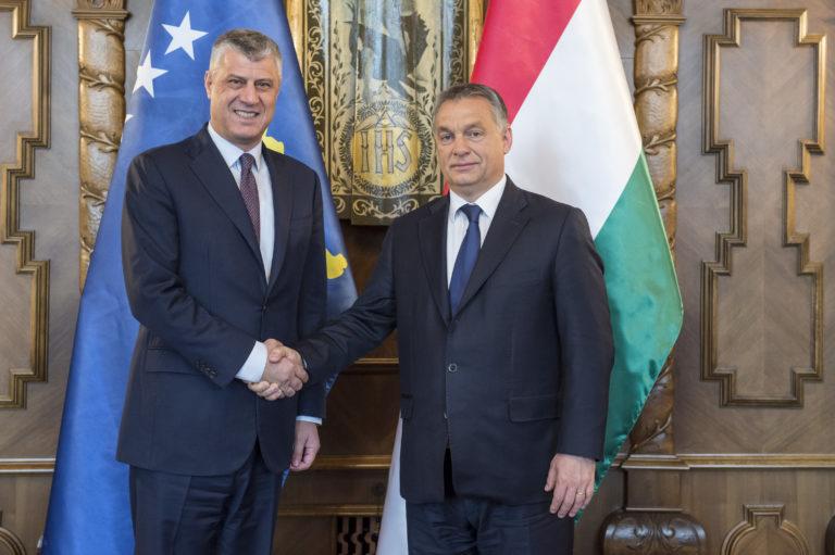 Koszovói ajánlat Izraelnek