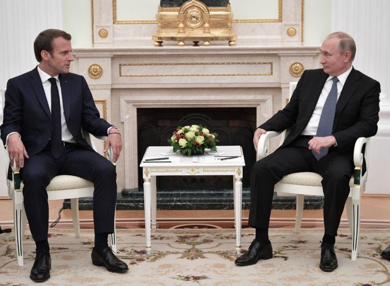 Csillagok háborúja Franciaország és Oroszország között