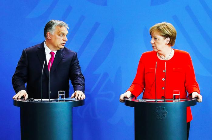 Merkel szégyenletes hibája