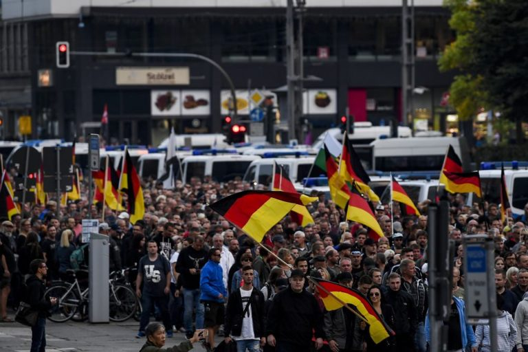 Ez itt Németország, mondták a megtámadott zsidó étterem tulajdonosának