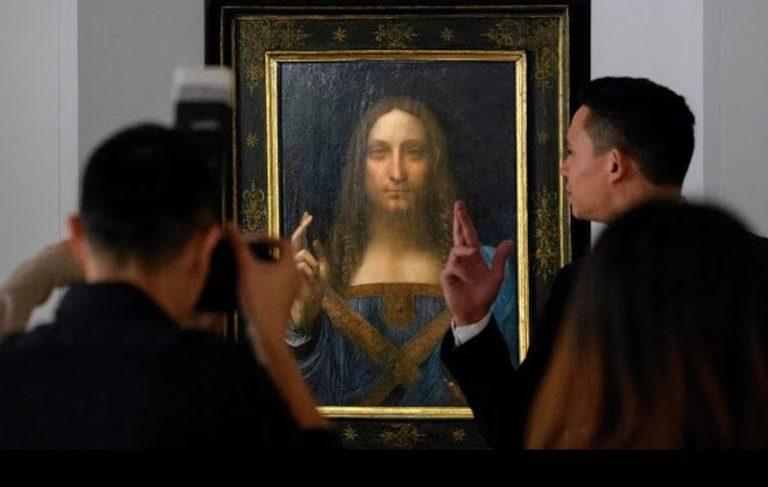 450 millió dollár egy Leonardóért