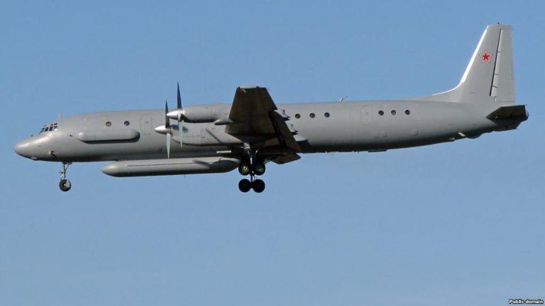 Lezuhant egy orosz katonai gép, Izraelt hibáztatják