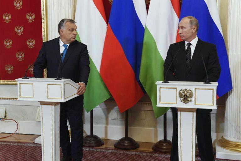 Berlin helyett Moszkva áll közelebb Orbán szívéhez