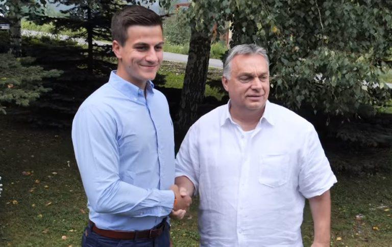 A nap kérdése: Orbán és a flamand neonácik
