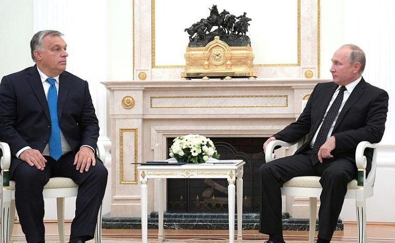 Miért ment Orbán Putyinhoz? Szavazzon!