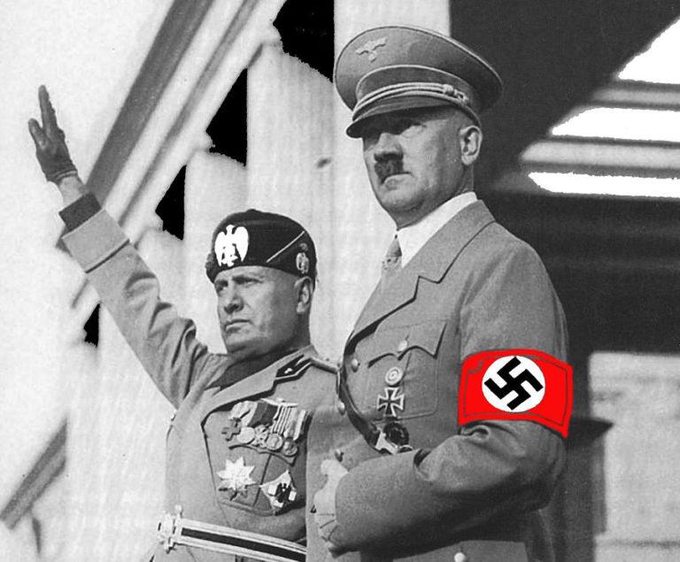Mussolini unokája az EU parlamentből fenyeget mindenkit, aki rosszat ír a nagyapámjáról