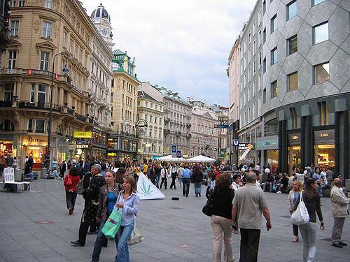 Bécs – magyar kémfészek is