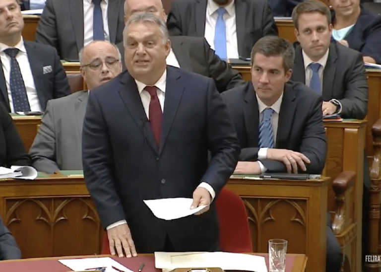 A nap kérdése – Mi motiválta Orbánt?