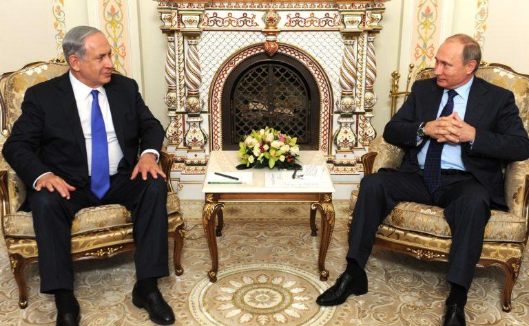 Moszkva közvetít Izrael és Irán között