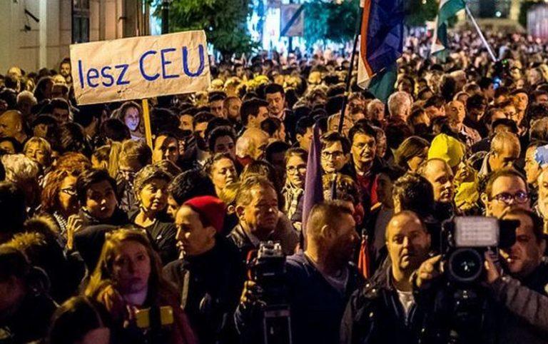 CEU, az EU első száműzött egyeteme