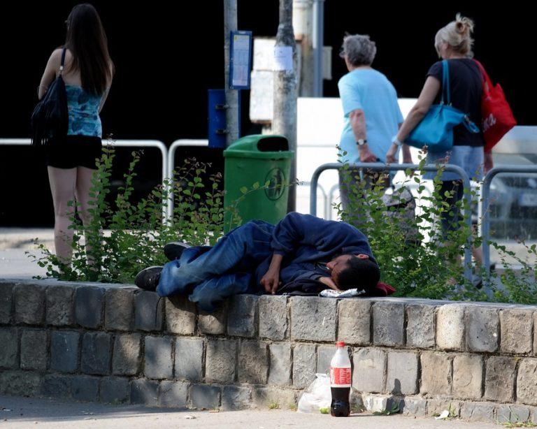 Hajléktalanítás