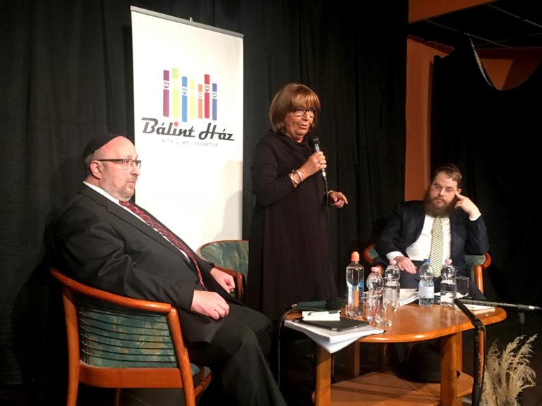 Frölich kontra Köves – két rabbi, egy vita