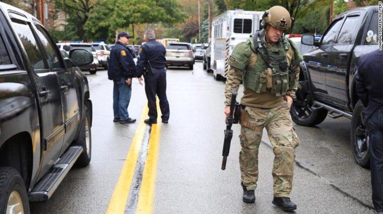 Hullahegy az amerikai lövöldözésekben