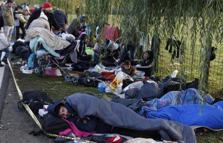 Feszült helyzet a boszniai-horvát határon