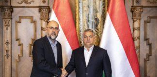 Kelemen Hunor és Orbán Viktor