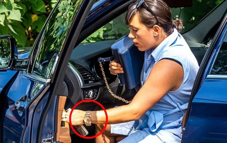 Nemcsak Orbán Ráhel verte ki a biztosítékot a drága órájával