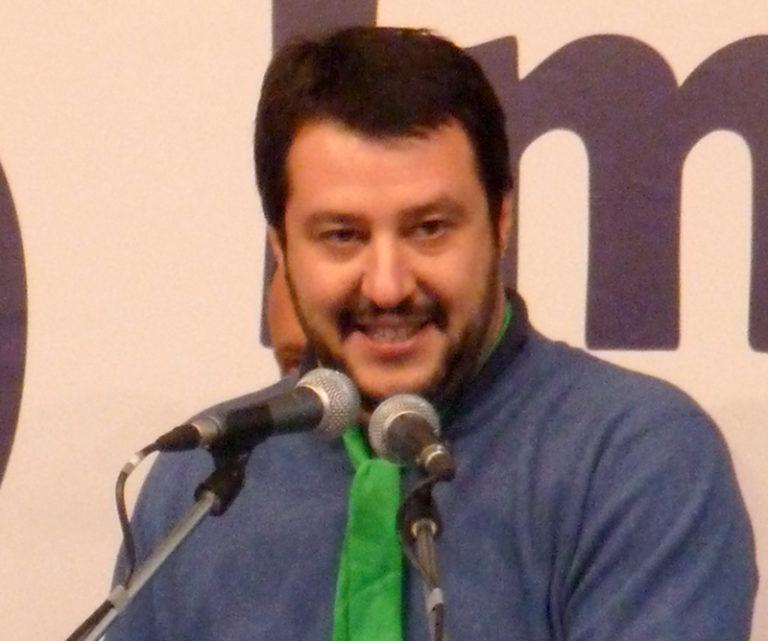 EU biztos: Matteo Salvini hazudik!